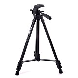 FOTOPRO Camera Tripod [DIGI 9300] - Black - Tripod Combo With Head